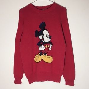 🔥Vintage 1990s Mickey Mouse Disney Sweater
